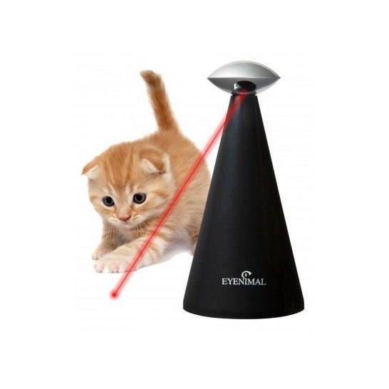 eyenimal automatic laser cat toy. Black Bedroom Furniture Sets. Home Design Ideas