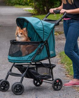 Dog Strollers Buggies Pet Carriers